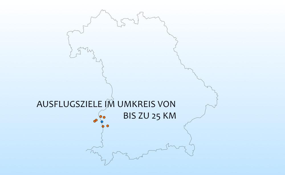 Illertissen - Ausflugsziele bis 25 km - Teaser