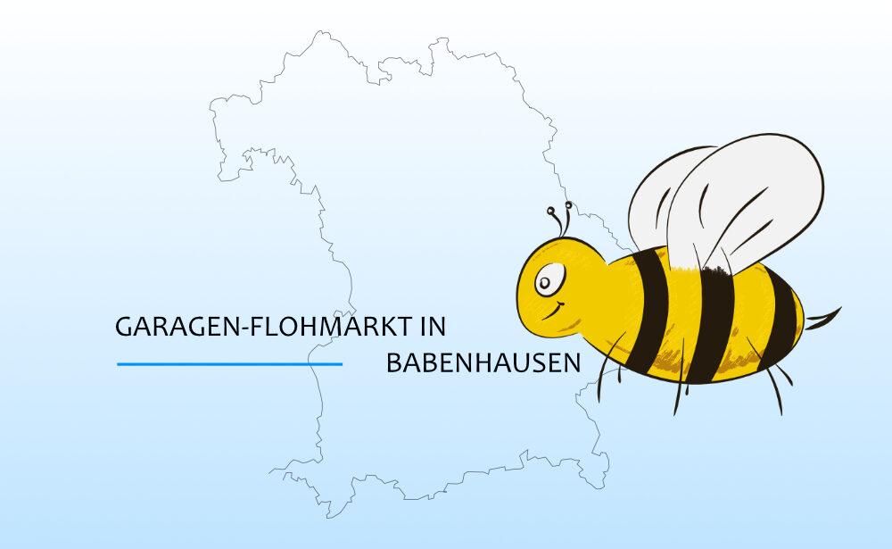 Teaser - Garagen-Flohmarkt Babenhausen 2021
